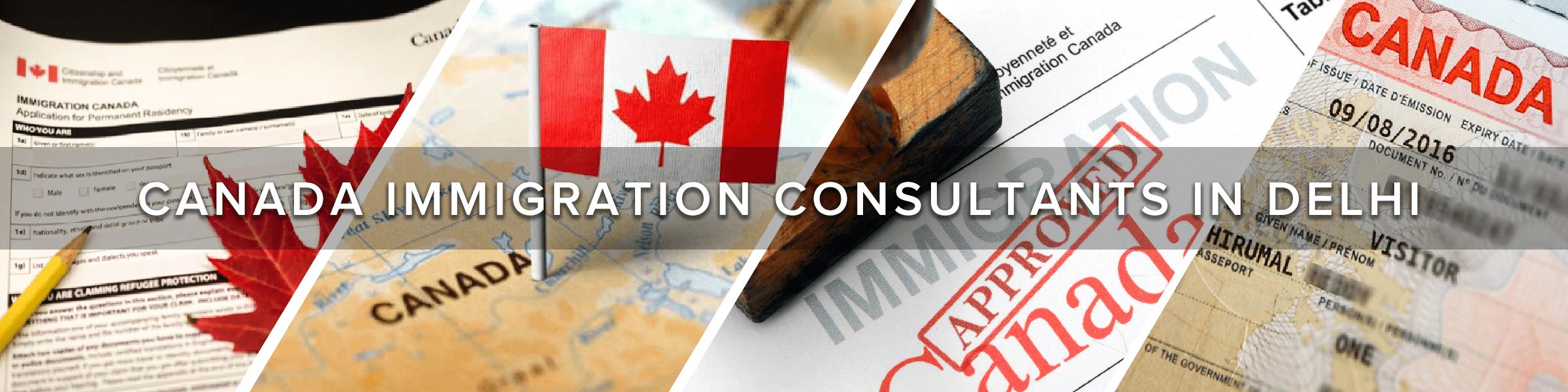 Canada Immigration Consultant In Delhi