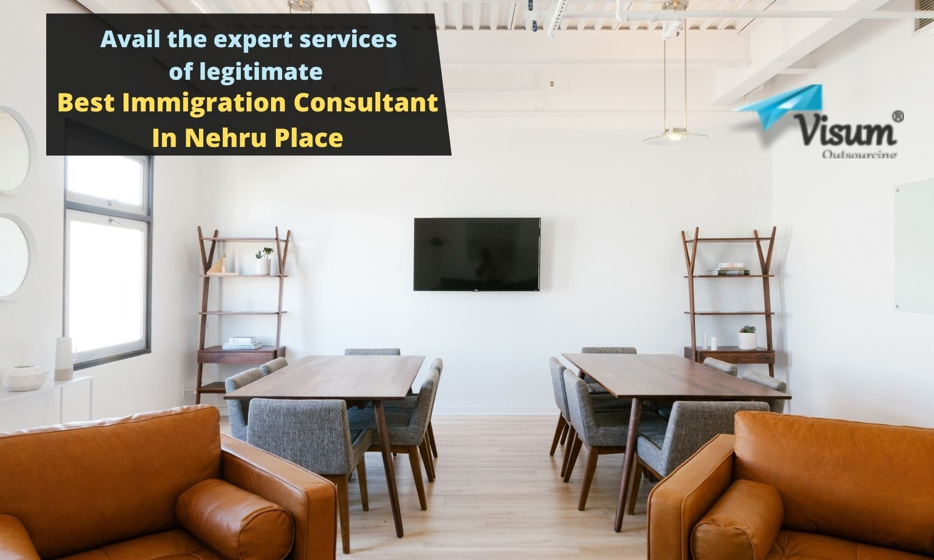 Best Immigration Consultant In Nehru Place
